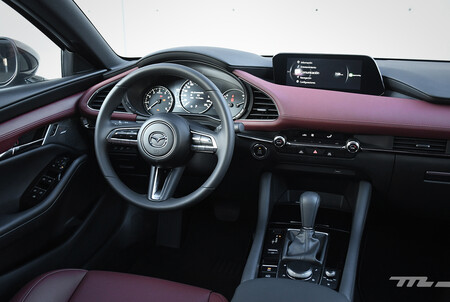 Mazda 3 Turbo Signature Mexico Opiniones Prueba 23
