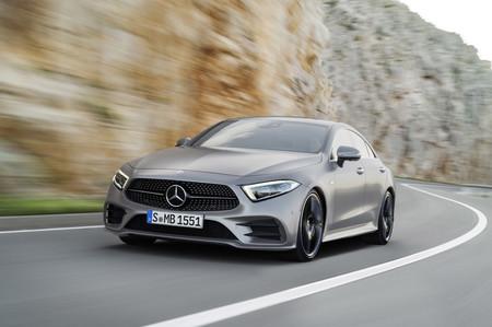 Mercedes-Benz CLS Coupé 2018