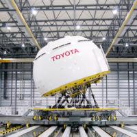 El 'copiloto invisible' de Toyota tomará el control del volante en caso de peligro de accidente