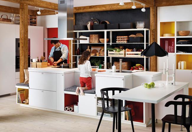 Cat logo ikea 2015 novedades para la cocina for Decoesfera cocinas