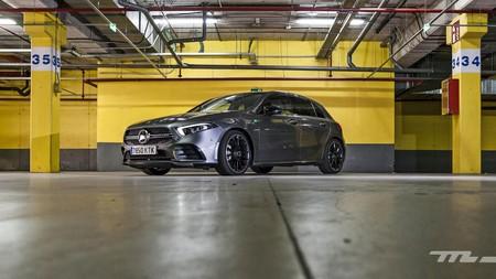 Mercedes Amg A 35 2019 Prueba 025