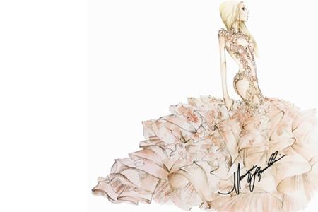 Lady Gaga se viste de novia con estas propuestas de los mejores diseñadores para su boda