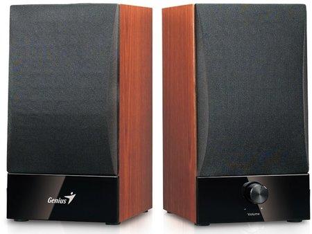 Genius SP-HF800B, altavoces con aroma clásico para tu ordenador