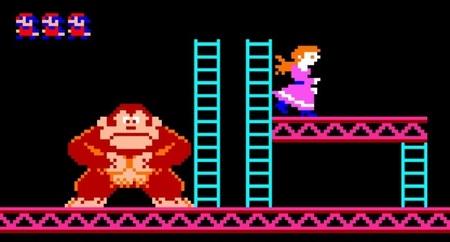 ¿Cuántos barriles hacen falta para superar el récord de Donkey Kong?