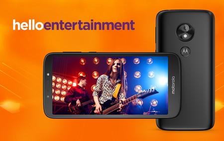 Moto E5 Play Android Go Edition: el más pequeño de la familia mejora con la versión ligera de Android