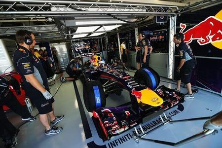 GP Japón: Red Bull recupera el trono en los Libres 2