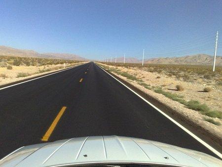 Carretera del estado de Nevada EEUU