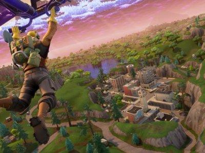 Así es el mapa actualizado de Fortnite: Battle Royale que ya está disponible en el juego