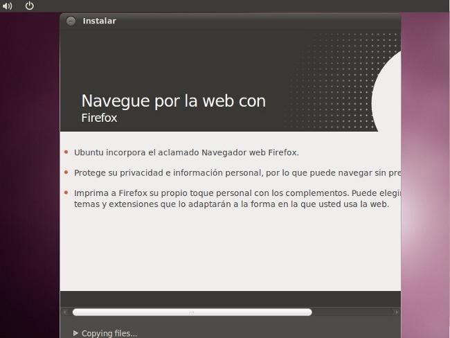 Foto de Ubuntu 10.10 (7/8)