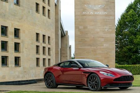 Este Aston Martin DB11 es un one-off que se dejará ver a orillas del Támesis