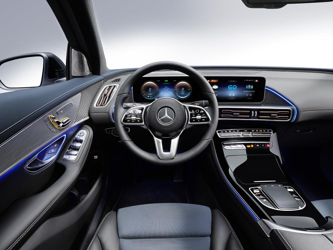 Foto de Mercedes-Benz EQC 2019 (54/74)