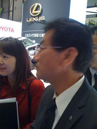 Presentación en Ginebra Lexus CT-200h 8