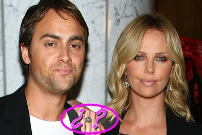 Charlize Theron y Stuart Townsend, rumores de ruptura
