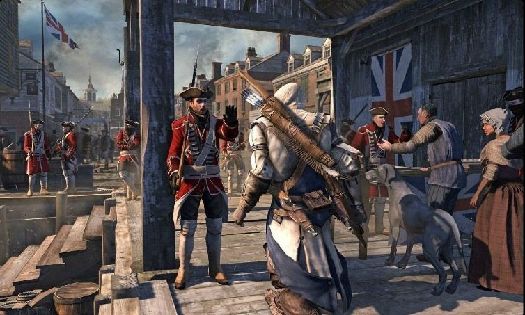 Foto de Assassins Creed III (primeras imágenes) (9/9)