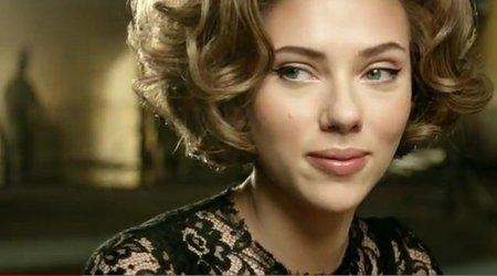 Scarlett Johansson se muestra más Marilyn que nunca en la última campaña de Dolce&Gabbana