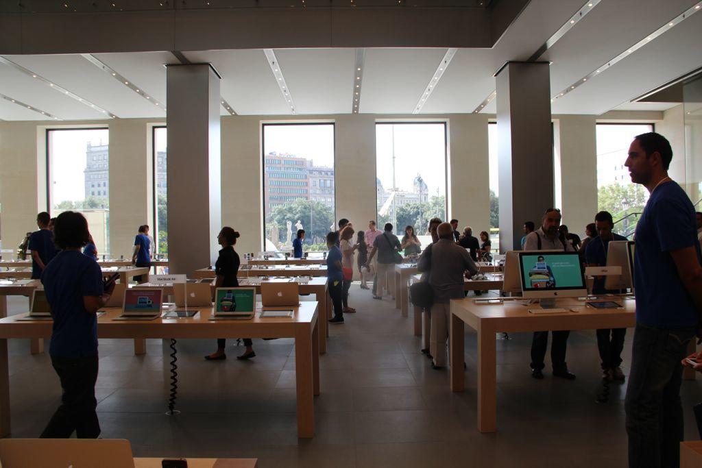 Foto de Apple Store Passeig de Gracia (47/50)