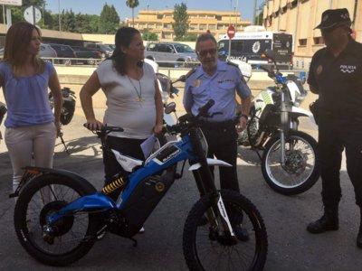 Bultaco se une a la Patrulla Ecológica, juntos vigilarán las zonas verdes de Murcia