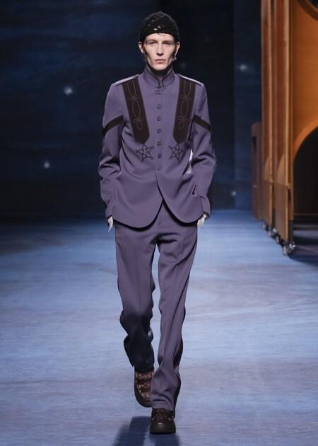 Dior Winter21 Look 24