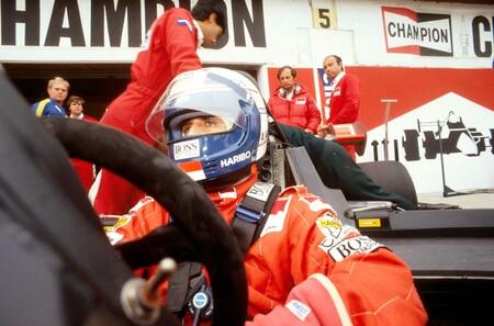 Prost Mclaren F1 1984