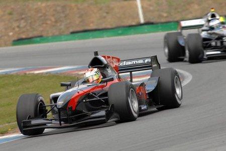 Edoardo Piscopo rodando en Brno
