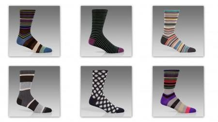 1Calcetines Paul Smith invierno 2009 2010