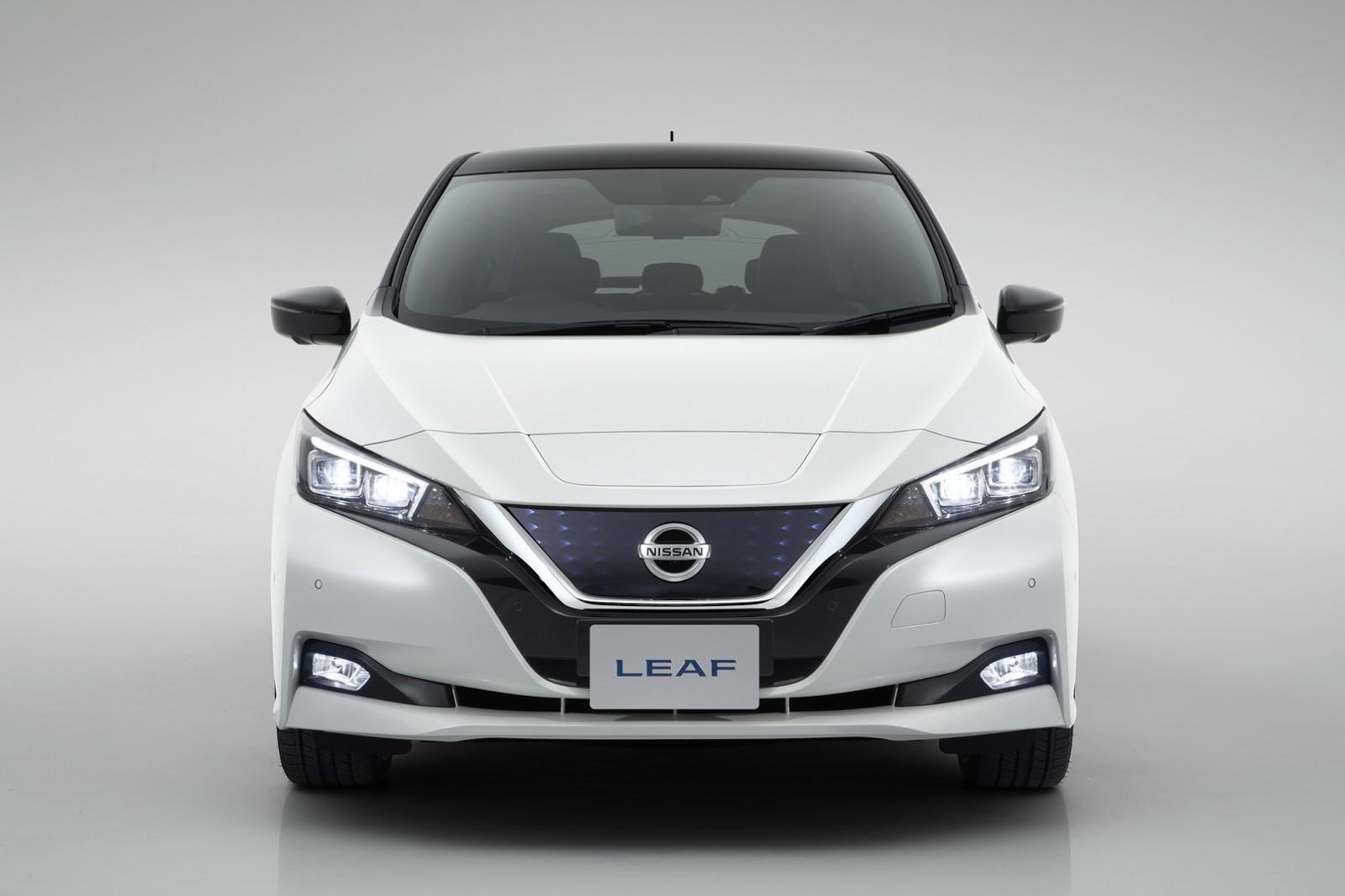 Foto de Nissan LEAF 2018 (20/69)