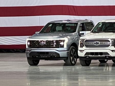 Así luce la nueva F-150 Lightning: Ford muestra el diseño de su primera camioneta eléctrica antes de su revelación oficial