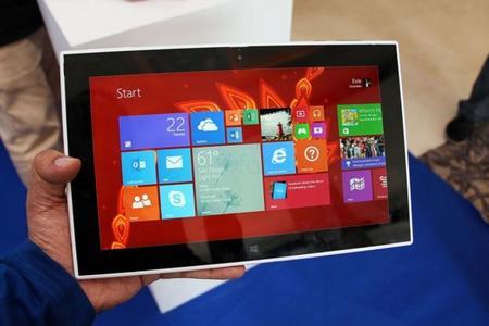Nokia dice que el Lumia 2520 es una tablet para uso móvil