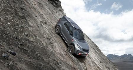 Land Rover Discovery SVX, el nuevo rival de la Ford Raptor