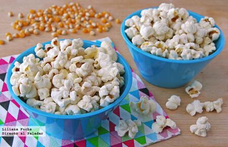 Palomitas De Maiz En Casa Receta Sencilla Sin Microondas