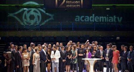 TVE copa los Premios de la Academia de la Televisión 2010