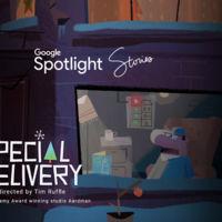 Special Delivery es la historia de navidad en 360 grados de Google que ya puedes ver en YouTube