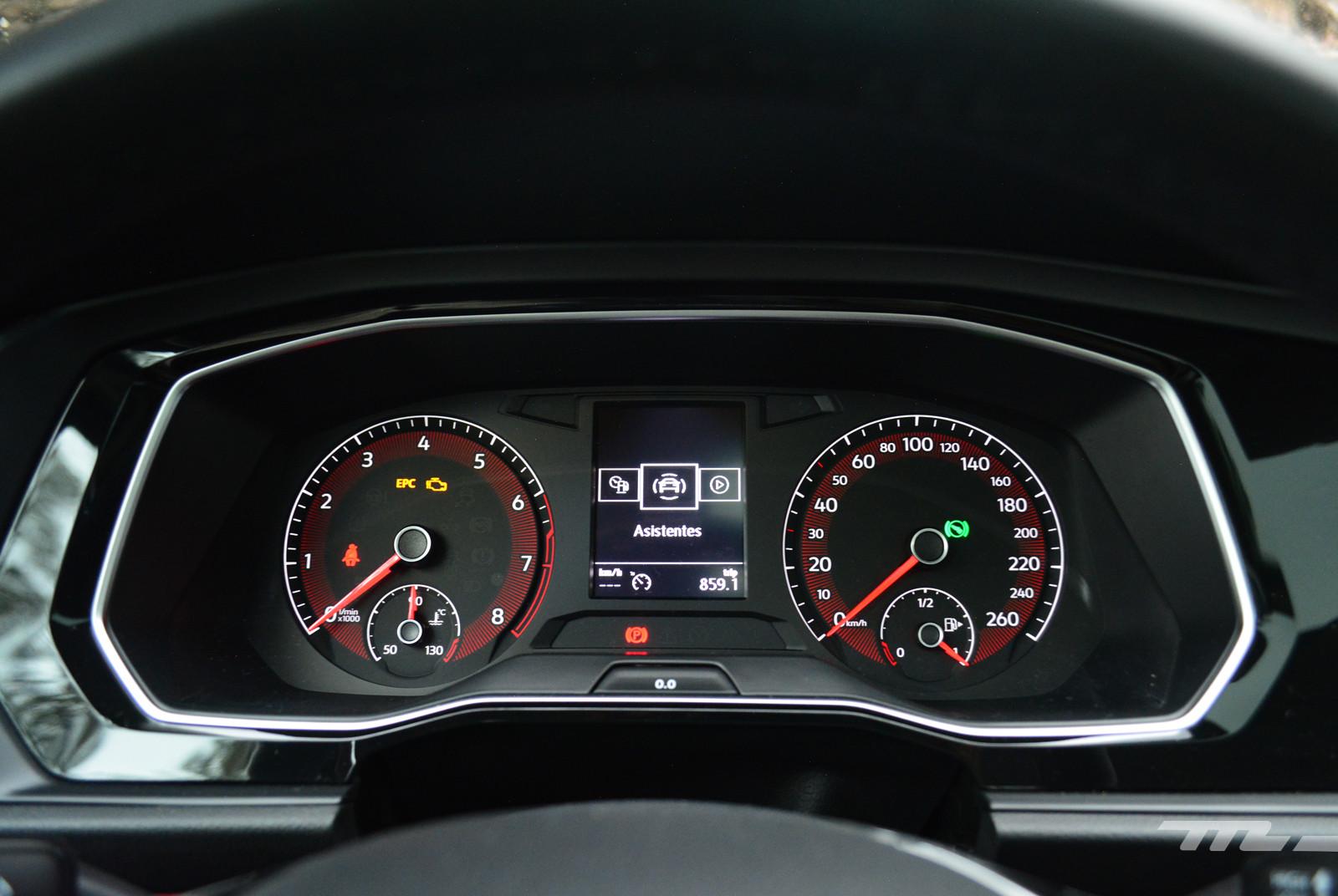 Foto de Volkswagen Jetta 2019 (prueba) (15/17)