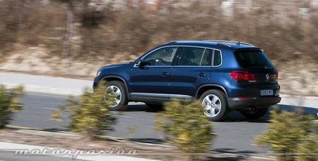 Volkswagen Tiguan Country 2.0 TDI