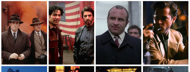 The 31 best movies of gangsters and mobsters of the history