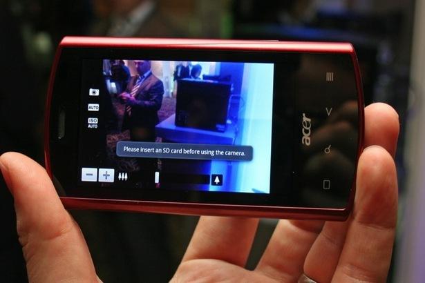 Foto de Acer Liquid, galería de imágenes decente (5/30)