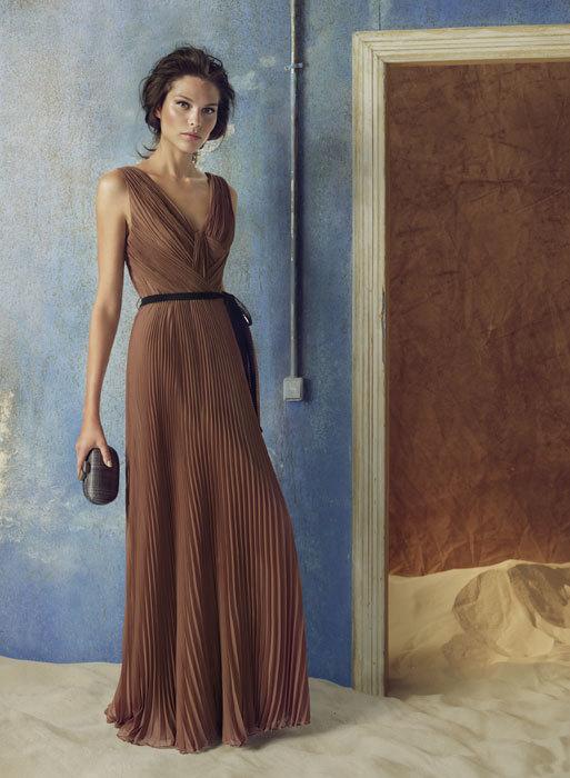 Vestidos para una boda de tarde: mi elección es un vestido largo