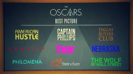 Oscar 2014 | Nominaciones