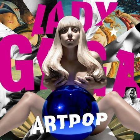 Boticelli, mamellas y Lady Gaga: ya tenemos portada para ARTPOP
