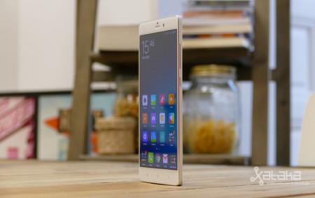 Xiaomi Mi Note Perfil