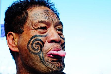 Maori Man Imagicity 1034