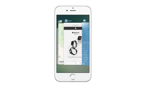 Cómo activar la multitarea en iOS 11 a través de 3D Touch gracias al AssistiveTouch