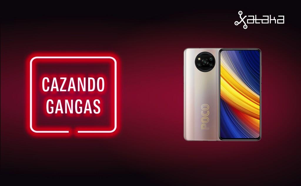 El brutal POCO X3 Pro más barato de oferta de lanzamiento, el Apple Watch Series 6 rebajadísimo y más ofertas: Cazando Gangas