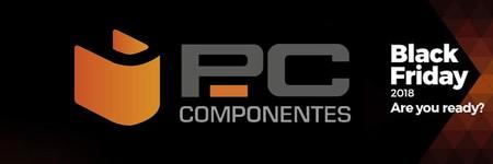Black Week de PcComponentes: hoy ofertas en informática. Aquí tienes las 17 mejores
