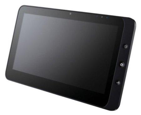 ViewSonic G-Tablet: NVIDIA Tegra 2 y Android 2.2 a precio competitivo, sin soporte Google