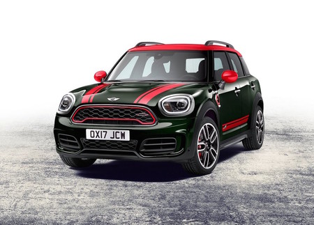 Mini Countryman Jcs