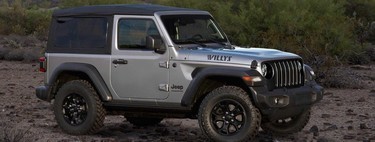 Jeep Wrangler 2020 integra dos nuevas ediciones especiales: Willys y Black&Tan