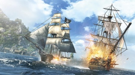 'Assassin´s Creed IV: Black Flag' se queda sin batallas navales online