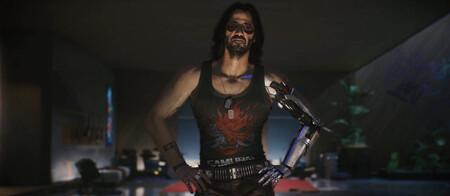 Así era Johnny Silverhand de Cyberpunk 2077 antes de que lo interpretase Keanu Reeves