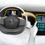 Éste es el futuro de las pantallas multifunción según Continental